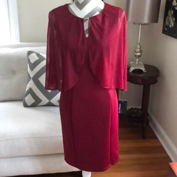Enfocus Studio Dresses & Skirts - Enfocus Studio Dress Red size 6